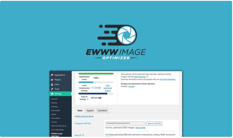 Ewww image optimizer code promo